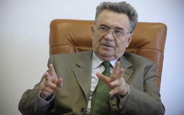 Gheorghe Marmureanu, omul cu cutremurele, castiga lunar 16.700 de lei! Seismologul are in conturi 120.000 de euro