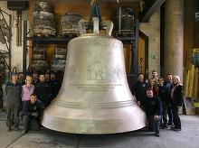 Cel mai mare fabricant de clopote din Romania, suparat pe Patrarhie. De ce nu a fost contactat de Biserica pentru clopotul de 500 de mii de euro?