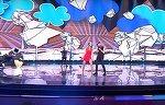 Gafa de proprotii la Eurovision! Romania, confundata cu Ungaria de unul dintre prezentatori