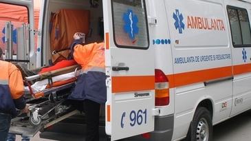 Copil la spital cu arsuri pe aproape 70 la suta din suprafata corpului dupa ce s-ar fi urcat pe un tren in Gara Buzau si s-ar fi electrocutat