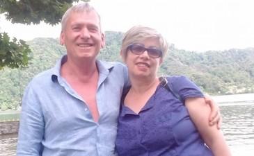 """Diana, o femeie care lucra ca ingrijitoare in Italia, a fost ucisa cu 15 lovituri de cutit. """"Avea in mana un cutit de bucatarie si peste tot era numai sange"""""""