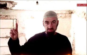 """Discutie intre radicalizatul """"Ibrahim"""" si un cunoscut: """"…Eu iti iau gatu' ca la puiu' de gaina…"""""""