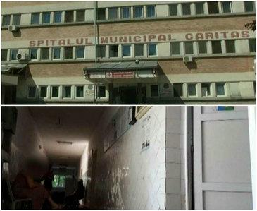 Se intampla in secolul 21! Spitalul Caritas din Rosiorii de Vede e plin de purici, iar medicii dau vina tot pe pacienti. Imagini halucinante