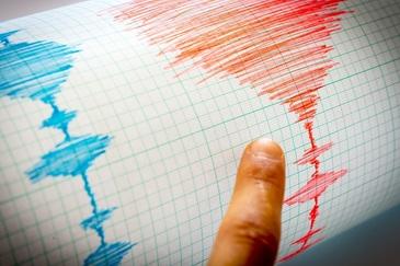 Doua cutremure au avut loc azi noapte in Romania. Ce magnitudine au avut seismele