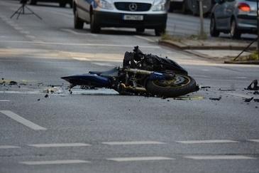 Accident grav pe Centura Bucurestiului. Un motociclist a murit