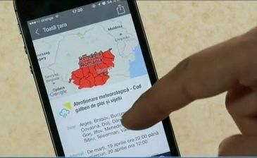 Sistemul de alertare a populatiei prin SMS, functional doar pe hartie