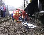 Sinucidere tulburatoare! Nu a mai suportat problemele din familie si si-a pus capat zilelor - Elev de 17 ani, decapitat de tren in Ploiesti!