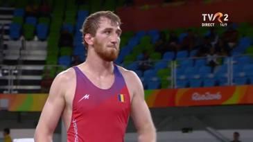 Luptatorul cecen care a luat medalie de bronz pentru Romania la Olimpiada de la Rio este acuzat ca ar fi terorist al Statului Islamic! Albert Saritov a devenit cetatean roman in 2016!