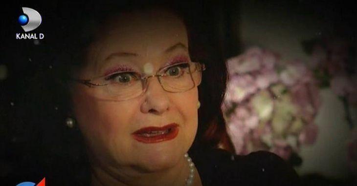Sunt ultimele clipe alaturi de doamna comediei romanesti, Stela Popescu. Prietenii si colegii actritei sunt devastati de moartea ei