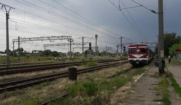 Tragedie intr-o gara din judetul Prahova. Copil de 12 ani, electrocutat pe vagon
