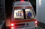 Un copil de zece ani a ajuns la spital dupa ce s-a taiat la mana cu o bucata de sticla