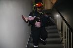 Incendiu puternic in Capitala! Pompierii au intervenit cu mai multe autospeciale!