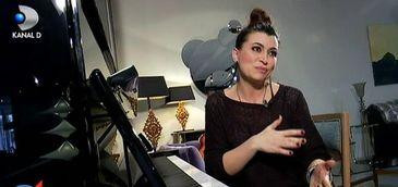 Cum a ajuns o femeie de afaceri sa participe la Eurovision, cu o piesa scrisa chiar de ea in cateva minute! Afla povestea Simonei
