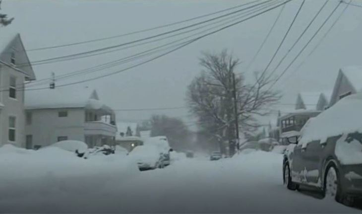 Alerta in Romania! Meteorologii au emis Cod galben de ninsoare si vant in 12 judete. Mai multe scoli vor fi inchise