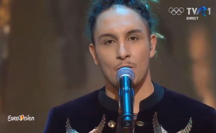 Scandal urias la Eurovision! Un cantaret a contestat o piesa calificata in finala pentru ca aceasta contine fragmente de un minut din Balada lui Ciprian Porumbescu!