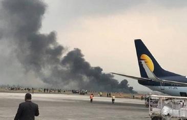 Tragedie aviatica in urma cu putin timp. Un avion plin cu pasageri s-a prabusit in apropierea aeroportului! La bord erau 71 de persoane si multi au murit