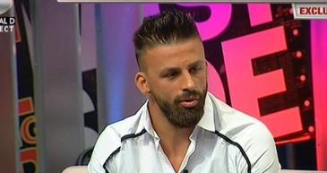 """Alex Moraru, fostul concurent de la Razboinici, a spus totul despre Alina: """"Am simtit perversitate. S-a dovedit prin mai multe lucruri"""""""