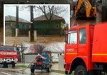 Inundatii in Teleorman! Pompierii intervin in sprijinul localnicilor