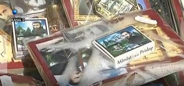 """Arsenie Boca - marca inregistrata"", o afacere de milioane. Ce spune Patriarhia de acest caz"