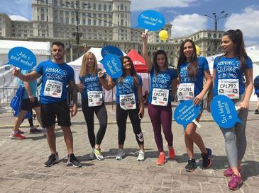 Ti-era dor de ei? Fostii concurenti de la Exatlon s-au intalnit din nou la semimaratonul Bucuresti!