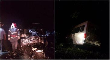 Grav accident, soldat cu 10 victime, in Satu Mare!