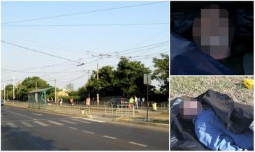 Panica in Capitala! Doua cadavre au fost gasite infasurate in folii de plastic pe bulevardul Timisoara!