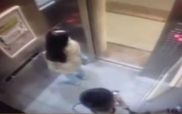 Alerta! Studenta, agresata sexual in lift, in Capitala. Agresorul este in liberte