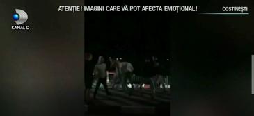 Bataie violenta pe faleza din Costinesti, intre doua grupuri de tineri. Sase tineri s-au luat la pumni si picioare in vazul tuturor