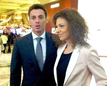 Ce drama pentru Naty Badea! Barbatul cu care sora lui Mircea Badea a fost casatorita a murit la o zi dupa ce ea castigase un premiu foarte important!