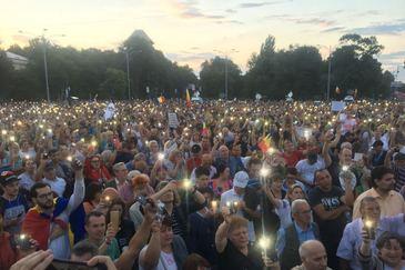 Incredibil, romanii din diaspora nu au primit aprobare pentru protestul din 10 august! Care a fost explicatia Primariei!