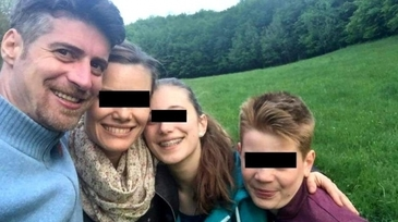 Ce a patit criminalul din Brasov care si-a ucis familia! Iata ce risca acum Florin Buliga!