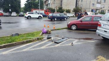 Drama uriasa in familia celor patru surori lovite de masina in Oradea! Au un frate, in coma, dupa un alt accident rutier