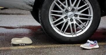 Revoltator! Tanarul care a accidentat patru surori din Oradea, dupa ce a intrat cu masina pe trotuarul unde se aflau copilele va fi cercetat in libertate, desi este recidivist