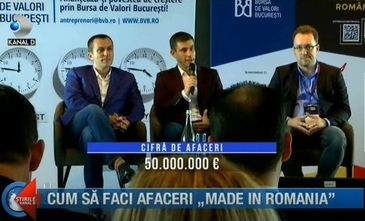 """Cum sa faci afaceri """"Made in Romania"""". Iata cateva exemple de romani care au dat lovitura"""