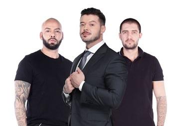 Bomba in televiziune! Victor Slav, Giani Kirita si Catalin Cazacu, prezentatorii noului show de noapte de la Kanal D