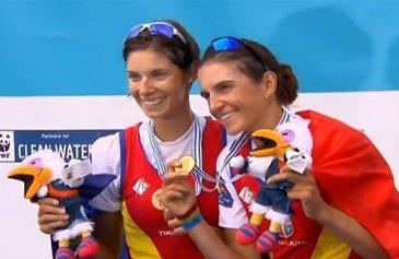 Romania e pe val la Campionatul European de canotaj de la Glasgow! Cate medalii de aur au cucerit sportivii nostri!