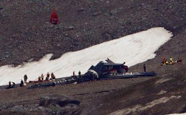 Cel putin 20 de morti in Elvetia, in urma prabusirii unui avion!