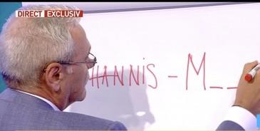 """Mesajul lui Dragnea catre presedinte: """"Iohannis- M_ _ _ E. De ce sariti asa?"""""""
