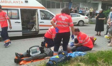 Un barbat de 83 de ani din Pascani a murit pe strada! Batranul s-a stins chiar in fata unui cabinet medical!