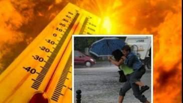 Cele mai noi informatii despre vreme! Anuntul meteorologilor!