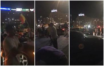 Mii de romani sunt asteptati astazi in Piata Victoriei! Primele masini cu protestatari au sosit inca din timpul noptii!
