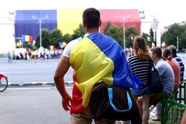 Andrei este politist de frontiera si s-a alaturat protestului din Bucuresti dintr-un motiv care iti va frange inima