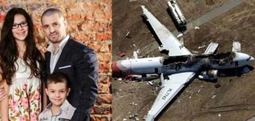 """Familia lui Pavel Stratan se afla in avionul cazut in Franta."" O noua stire falsa circula pe internet"