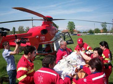 Accident cumplit in Brasov! Sunt cinci victime. Elicopterul SMURD solicitat sa intervina