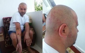 Doi politisti din Neamt au fost atacati in timpul unei misiuni! Agresorii au incercat sa le fure pistoalele!