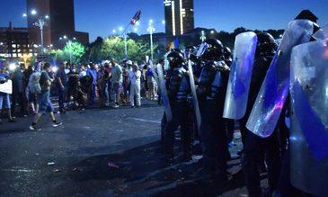 Marturii din infern! Victimele jandarmilor la protestele de sambata seara au povestit prin ce au trecut!
