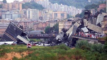 Cine este cel de-al doilea roman mort in tragedia din Genova. Pana acum, 39 de oameni si-au pierdut viata in urma prabusirii unui pod