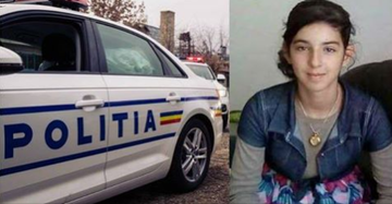 Fata de 13 ani din Oradea care si-a injunghiat bunica a fost gasita de Politisti! Cum au descoperit-o oamenii legii?