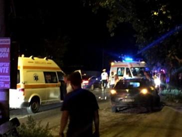 Accident oribil! Un galatean a murit dupa ce a fost calcat de doua masini!