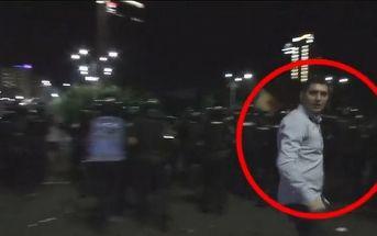 Noul sef al Jandarmeriei a participat la represaliile din Piata Victoriei